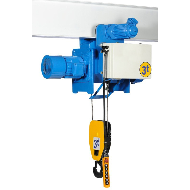NF Monorail Wire Rope Hoist